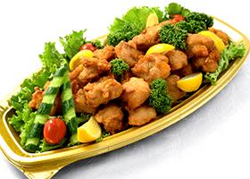 アツアツデリバリー 鶏の唐揚げ